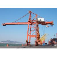 Buy cheap Quayside Ship To Shore Port Container Crane 50 Ton With CE ISO Certificates from wholesalers