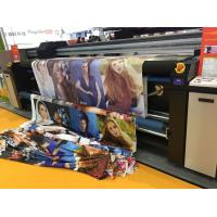 Buy cheap Outdoor And Indoor Digital Automatic Fabric Printing Machine For Displays Flag product