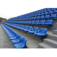 Comfortable Fixed Stadium Seating With A Folding Mechanism / A Tip Up Base