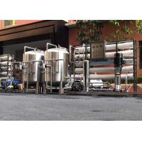 Buy cheap Commercial Drinking Water Treatment Systems , RO Water Treatment Equipment from wholesalers
