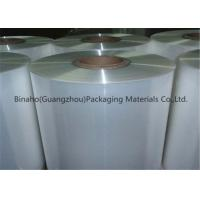 Buy cheap Transparent PVDC Coated BOPP Plastic Film For Flexible Food Packaging from wholesalers