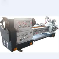 Buy cheap Pipe Threading Lathe Machine Universal Horizontal Big Spindle Bore 280mm from wholesalers