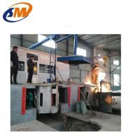 Buy cheap 500kg  Steel, Copper, Iron, stainless steel medium frequency Induction Melting Furnace with best price in Qingdao China from wholesalers