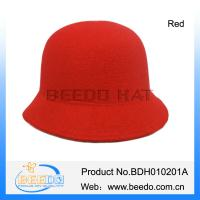 Buy cheap Ladies fashion hats bowler cloche hats wholesale from wholesalers