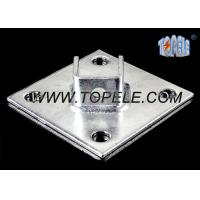 Buy cheap Strut Channel / C Channel / Channel Bracket System  Base Plate, Unistrut Connecting Plate from wholesalers
