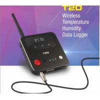 Buy cheap T20 server room gsm sms temperature alert from wholesalers