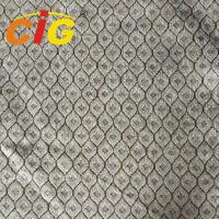 Buy cheap 100% Polyester Chenille Upholstery Fabric 145cm Width For Sofa Seat Cover product