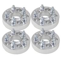 China 1 (25mm) Hubcentric 5x100 Wheel Spacers for Subaru Forester WRX M12-1.25 on sale