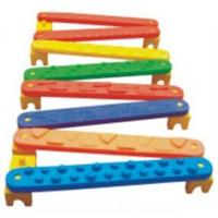 Buy cheap Kids sports balance beam ,sensory integration training plastic toys from wholesalers