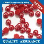 Buy cheap High quality hotfix ceramic half round;china hotfix ceramic half round;new style hotfix ceramic half round from wholesalers