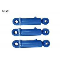 Buy cheap Industrial Double Acting Telescopic Hydraulic Cylinder Piston Stroke 600 mm product