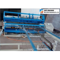 Buy cheap 51 Welding Points 2500mm Mesh Panel Welding Machine from wholesalers