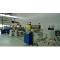 Buy cheap PP / PE Decoration Plastic Sheet Extrusion Line , Sheet Single Screw Machinery from wholesalers