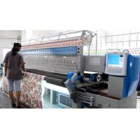 Buy cheap Blankets and Quilts Industrial Embroidery Machines for making 3.2 Meters Products from wholesalers