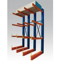 Buy cheap Lumber Cantilever High Loading Capacity Heavy Duty Storage Racks Cantilevered Type from wholesalers