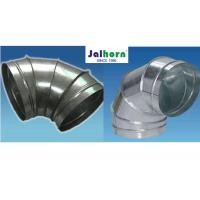 RE-T 90°Angle Round Elbow (Segmented)