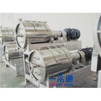 Buy cheap ISO 10t/H Industrial Juicer Machine For Fruit Grinder Pulping product