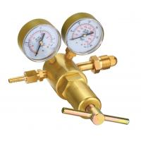 Buy cheap Precise Control Compressed Gas Cylinder Pressure Regulator Extra High Outlet Pressure product