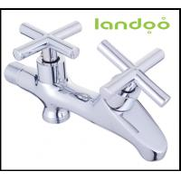 Buy cheap 2013 Hot Sale Zinc Multifuctional Dual Handle Faucet from wholesalers