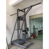 Buy cheap BS EN 12600 Dual tyre glass impact test equipment, Construction glass impact test from wholesalers