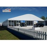 Buy cheap Big White Dome Clear Span Tents Decorations For Weddings 700 People from wholesalers