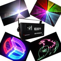 Buy cheap Wholsale 1000mw Rgb Animation 3D Laser Projection For Stage/Dj/Club from wholesalers