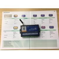 Buy cheap RS485 To TCP IP Modbus Converter Ethernet 4 DI Digital Input IP30 Housing product