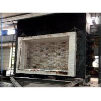 Buy cheap ASTM E119 ISO 834 Flammability Testing Equipment Large Scale Vertical from wholesalers