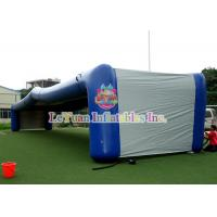 Buy cheap PVC Outdoor Party Tents Air - Tight Inflatable Shelter Tent 0.6mm Or 0.9mm Tarpaulin Pvc product