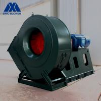 Buy cheap Energy Saving Dust Collector Fan High Strength Carbon Structural Steel from wholesalers