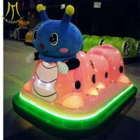 Buy cheap Hansel  electronic games playground used bumper cars ride for sale from wholesalers