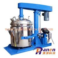 Buy cheap Vacuum Closed Type High Speed Dispersion Machine Hydraulic Lifting from wholesalers