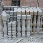 Buy cheap Granite Stone Baluster Railing from wholesalers