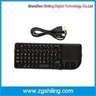 Buy cheap Manufacture Foreign Language Sale Mini Wireless Keyboard for Smart TV, OEM Orders Welcomed from wholesalers
