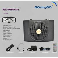 Buy cheap microphone loud portable waistband voice amplifier from wholesalers