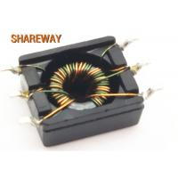 Buy cheap Copper Wire Magnetic Core Transformer 6250 VAC For Lower - Power LAN product