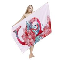 Buy cheap Double Sided Thick Beach Towels Ocean Style Stylish Non Stick Seaside Themed from wholesalers