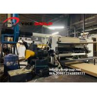 Buy cheap 1600MM 280S Single Facer Corrugated Machine Electric Heating/Steam Heating Easy Operation from wholesalers