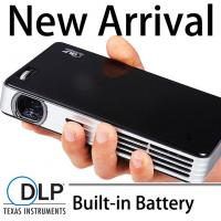 Buy cheap Best Quality 2D To 3D HDMI Projector DLP Technology Protable LED Video Projecteur from wholesalers