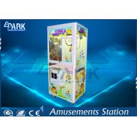 Buy cheap Cheap Outlook Crane Game Machine Coin Pusher Claw Vending Machine from wholesalers