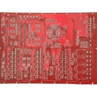 Buy cheap 1.6mm Board Thickness FR-4 based with TG150 double layer pcb board HASL IPC standard from wholesalers