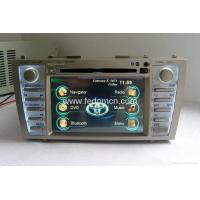 Buy cheap car Radio DVD GPS navigation system for Toyota Camry/ Aurion/ Presara from wholesalers