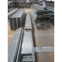 Buy cheap Fabrication And Export Of Steel Purlin C Z Shape With ASTM AS/NZS EN GB from wholesalers