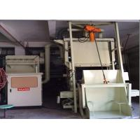 Buy cheap Tumblast Shot Blast Cleaning Machine For Small Metal Parts Rust Removing from wholesalers