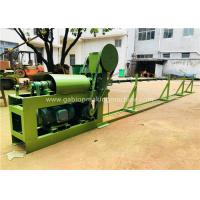 Buy cheap Stainless Steel Wire Straightening And Cutting Machine To Cut Disc Wire from wholesalers