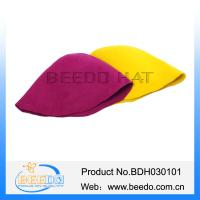 Buy cheap High quality wool felt hat cone wholesale from wholesalers