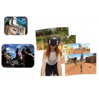 Buy cheap Easy Operation Virtual Reality Bike Small Space Indoor Amusement Equipment from wholesalers