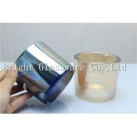 Buy cheap Perfect design spray color candle holder, decorative candle holder wholesale from wholesalers