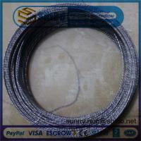 Buy cheap 0.76mm Twisted Tungsten Wire in Making Coiled and Filaments from wholesalers