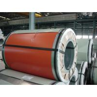 Buy cheap Special Color Coated Prepainting Steel Coil With Excellent Anti-corrosion Performance from wholesalers